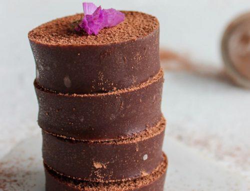 Chocolate Fudge Bites from the Raw Baller!